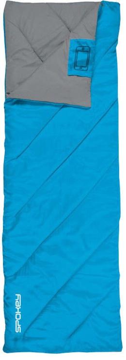 Magamiskott Spokey Cozy II 920340 Blue, 180 cm