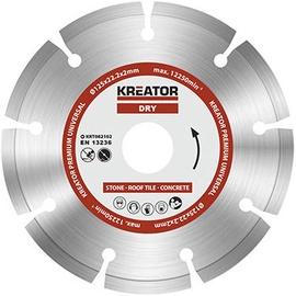 Kreator KRT082102 125x22.2mm Diamond Disc