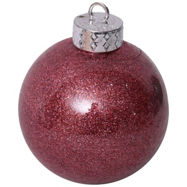 Jõulupuu ehe Christmas Touch SY20DGZB-250 Pink, 4 tk