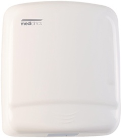 Mediclinics Optima Sensor Operated Hand Dryer White