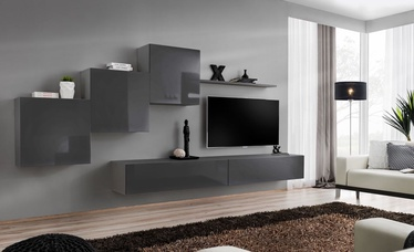 ASM Switch X Wall Unit Graphite