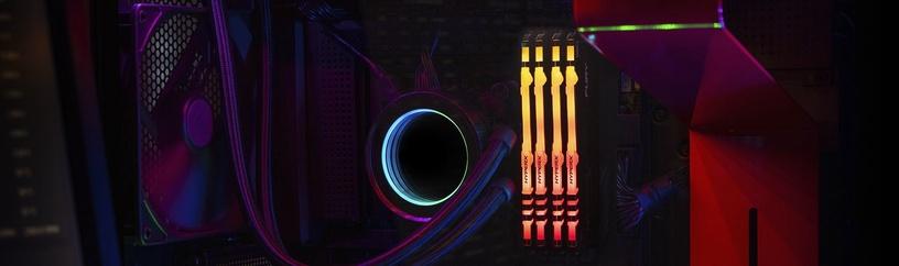 Kingston HyperX Fury RGB 16GB 2400MHz CL15 DDR4 KIT OF 2 HX424C15FB3AK2/16