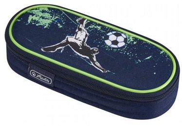 Herlitz Pencil Pouch Oval Football