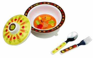 Sugar Booger Covered Suction Bowl Set My Garden