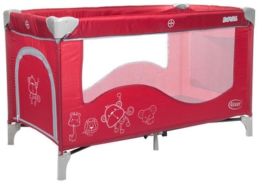 4Baby Playyard Royal Red