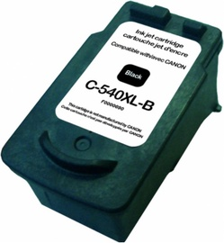 Uprint Cartridge For Canon Black 25ml