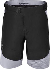 Force Storm Shorts Black/Grey XL