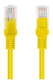 Lanberg Patch Cable FTP CAT5e 0.25m Yellow