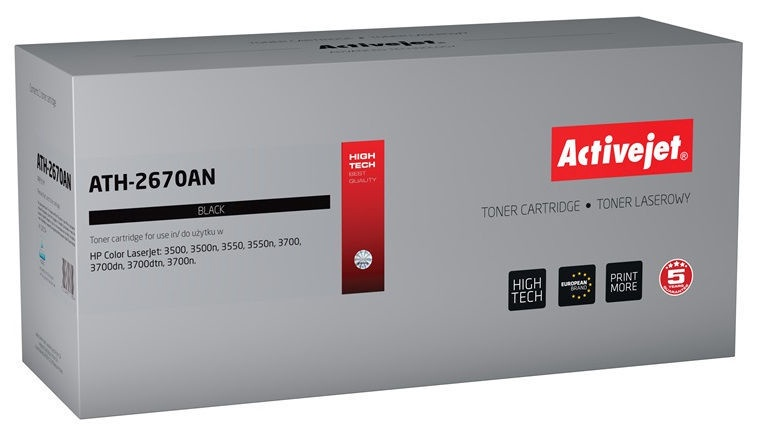 ActiveJet Toner ATH-2670AN Black