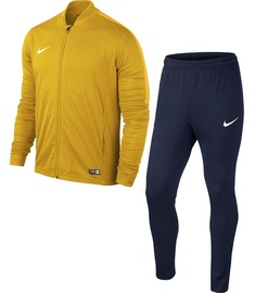 Nike Academy 16 Knit Junior Tracksuit Yellow Navy XL