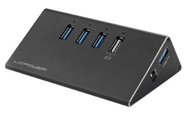 LC-Power LC-HUB-ALU-2B-4 USB HUB 3.0 ACTIVE