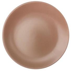 Cesiro Matted Dessert Plate D20cm Beige