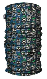 H.A.D. Kids Printed Fleece Tube Skully