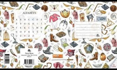 Jānis Roze Line Notebook JR9 18 Pages Harry Potter