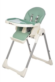 Britton Nord Highchair Granite Green