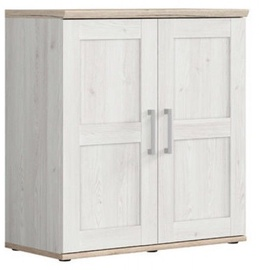 Black Red White Romance Chest Of Drawers Light Grey