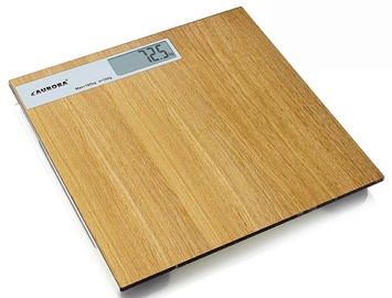 Aurora AU 4317 Electronic Scale Square Wood