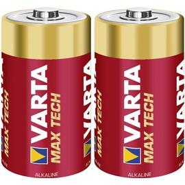 Varta Max Tech Batteries C x2