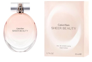 Calvin Klein Sheer Beauty 50ml EDT