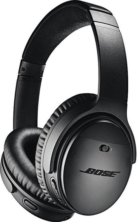 Bose QuietComfort 35 II Wireless Headphones Black