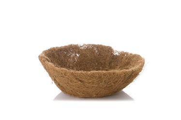 Garden Center Pot Saucer Coconut 6741 Brown