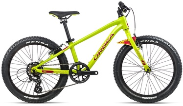 "Jalgratas Orbea MX 20 Dirt, roheline, 20"""