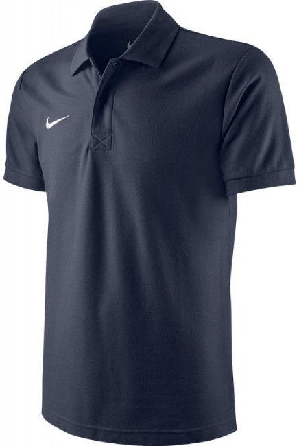 Nike TS Core Polo 454800 451 Navy S