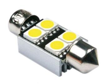 Bottari LED Canbus C5W 12V 4SMD White 17880