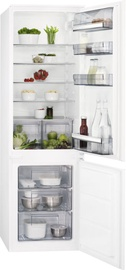 Встраиваемый холодильник AEG SCB61821LS