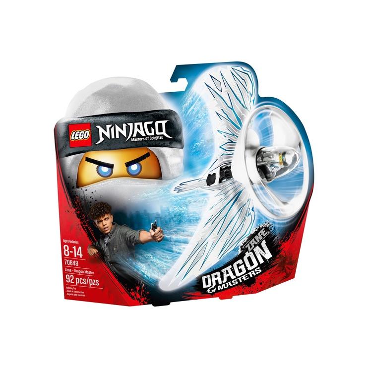 Konstruktor LEGO Ninjago, Zane – draakoni isand 70648