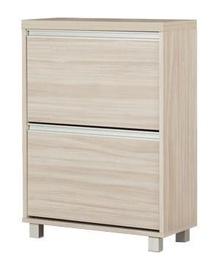 Шкаф для обуви Bodzio Aga AG60 Latte, 600x290x850 мм