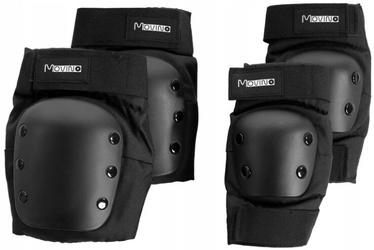 Movino Universal Kids Durable Protector Set Black L