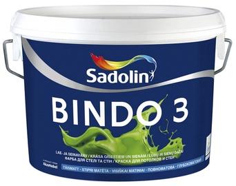Laevärv Bindo 3 BW valge 5l