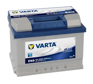 Varta Blue Dynamic D59