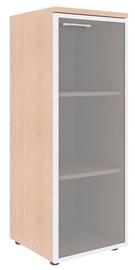 Skyland Xten Office Cabinet XMC 42.7 Right Tiara Beech
