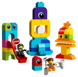 Konstruktor Lego Duplo Emmet and Lucy's Visitors from the DUPLO® Planet 10895