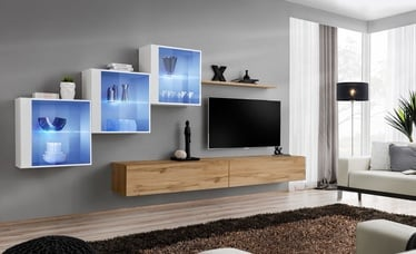 ASM Switch XX Wall Unit White/Wotan
