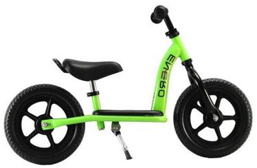Tasakaaluratas Enero Balance Bike 12'' Green