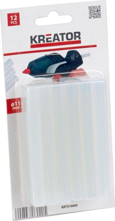 Kreator KRT310003 Glue Stick 11mm 12pcs