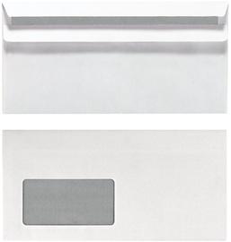Herlitz Self Adhesive Envelopes With Window DL 25pcs