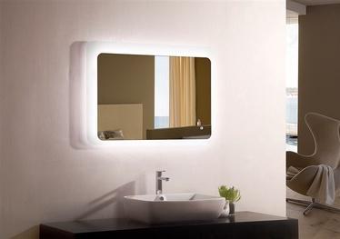 Peegel Masterjero YJ-2521I Clear, valgustusega, riputatav, 90x70 cm