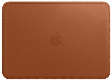 "Apple Leather Sleeve For 12"" MacBook Saddle Brown"