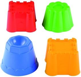 Набор игрушек для песочницы Ecoiffier 8/168S, 4 шт.