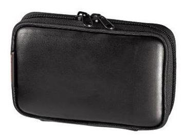 "Hama Sat Nav Case 4.3"" Leather Black"