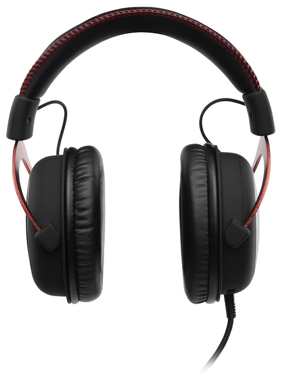 Mänguri kõrvaklapid Kingston HyperX Cloud II Pro Red