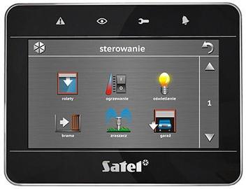 Satel INT-TSG-BSB Touchscreen Keypad