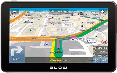 Навигация Blow GPS720