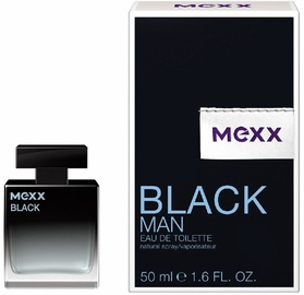 Parfüümid Mexx Black Man 50ml EDT