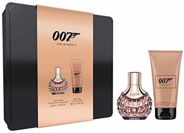 Женский парфюмерный набор James Bond 007 For Women II 2pcs Set 80 ml EDP