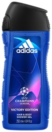 Dušigeel Adidas UEFA Champions League Victory Edition, 250 ml